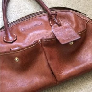 dooney & bourke brown classic